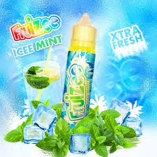 Fruizee E-Liquid - Icee Mint 50ml Shotfill
