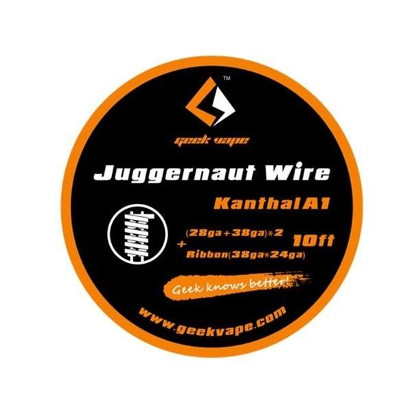 GeekVape - Wickeldraht Kanthal A1 Juggernaut auf Rolle