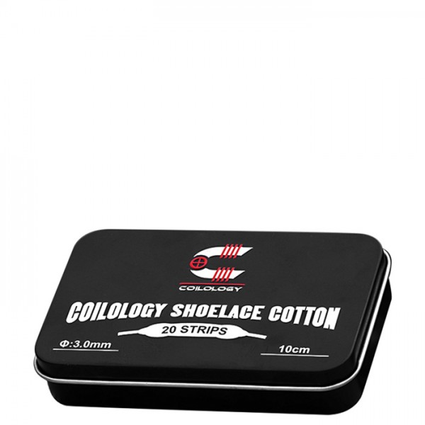 Coilology Shoelace cotton 20 Stk.