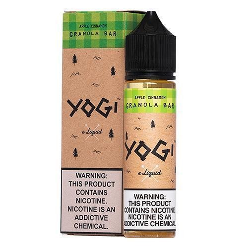 Yogi - Apple Cinnamon Granola Bar (50ml)