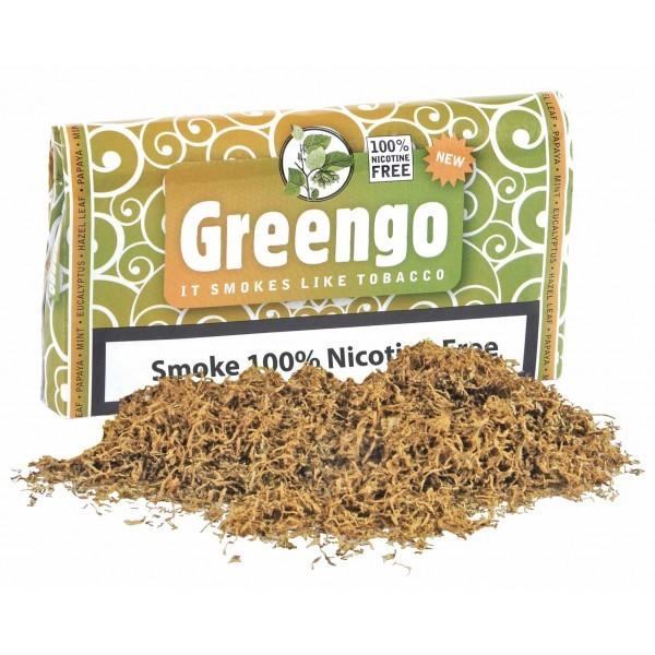 Greengo - Kräutermischung (Tabakersatz) 30g