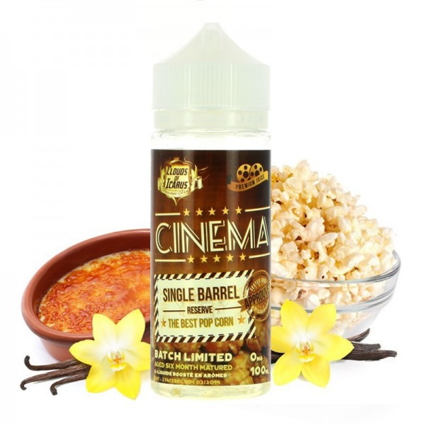 Cloud of Icarus - Cinema Réserve Act 1 100ml